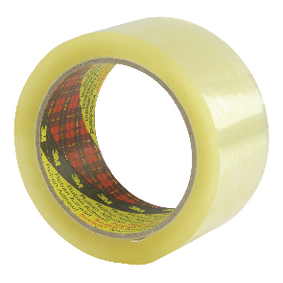 Tape 50 mm Transparent