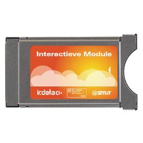 Smit CI+ 1.3 module voor interactieve tv