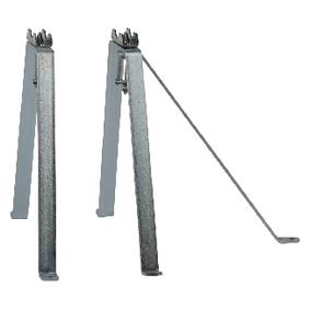 Steel Satellite Wall Mount 380 mm / 60 mm