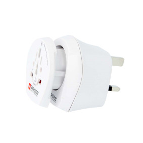 SKross | Travel Adapter | Combo - World-to-UK Earthed