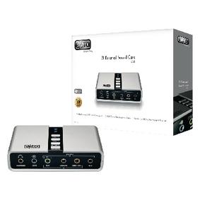 Sweex 7.1 Externe USB-geluidskaart