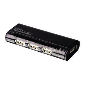 4-Port USB2.0 HUB Black