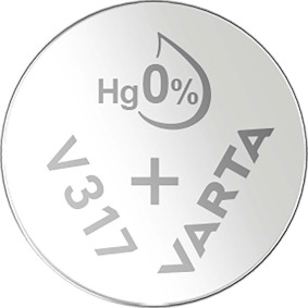 Battery Button Cell V317 / Sr62 1.55v
