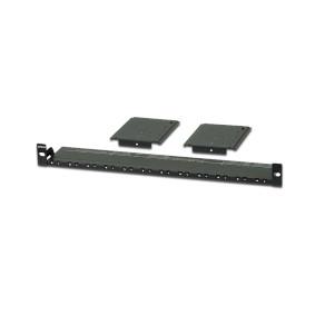 Video Extender Rack Mount Kit; Rack mounting for 1 to 4 extenders