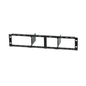 Video Extender Rack Mount Kit; Rack mounting for 1 to 12 extenders