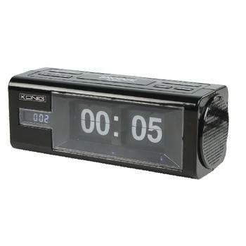 hav cr26bl digital flip clock radio with analogue. Black Bedroom Furniture Sets. Home Design Ideas