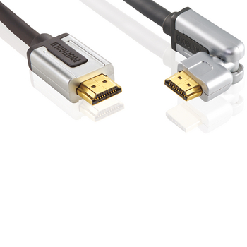 Profigold PROV1802 Rotatable High Speed HDMI Cable with Ethernet 2m