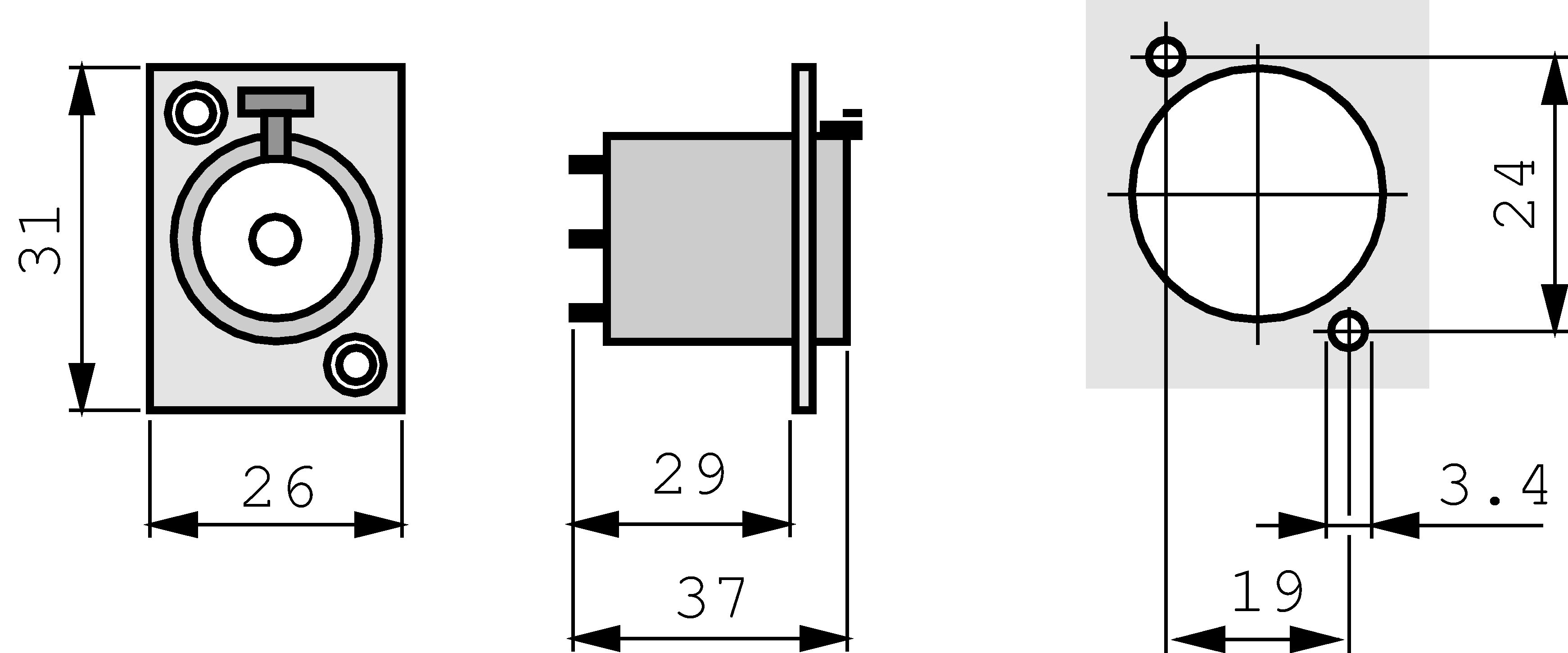 ntr-nj3fp6c - neutrik