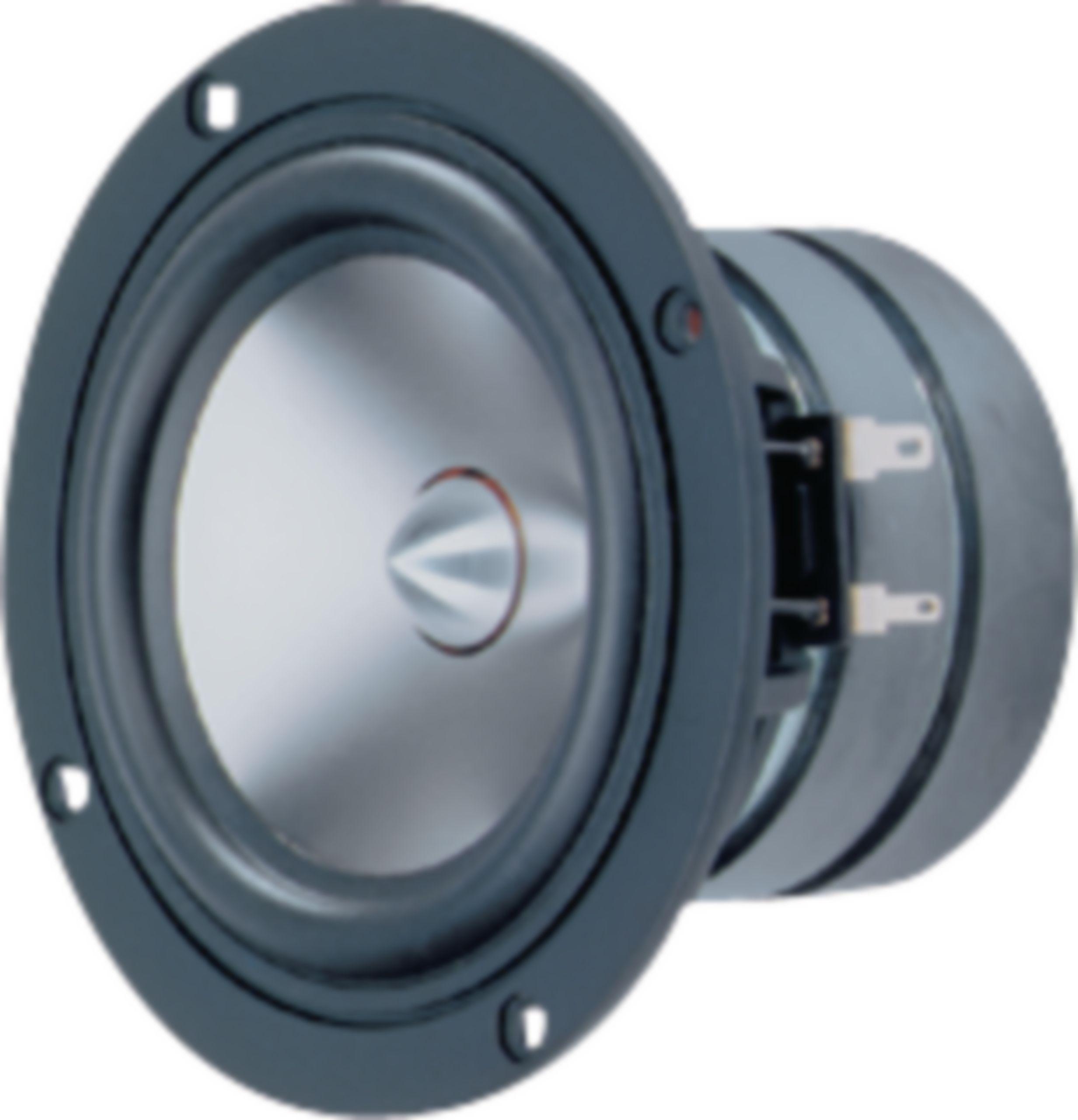 VS-TI100 - Visaton - Titanium Speaker 10 cm (4\