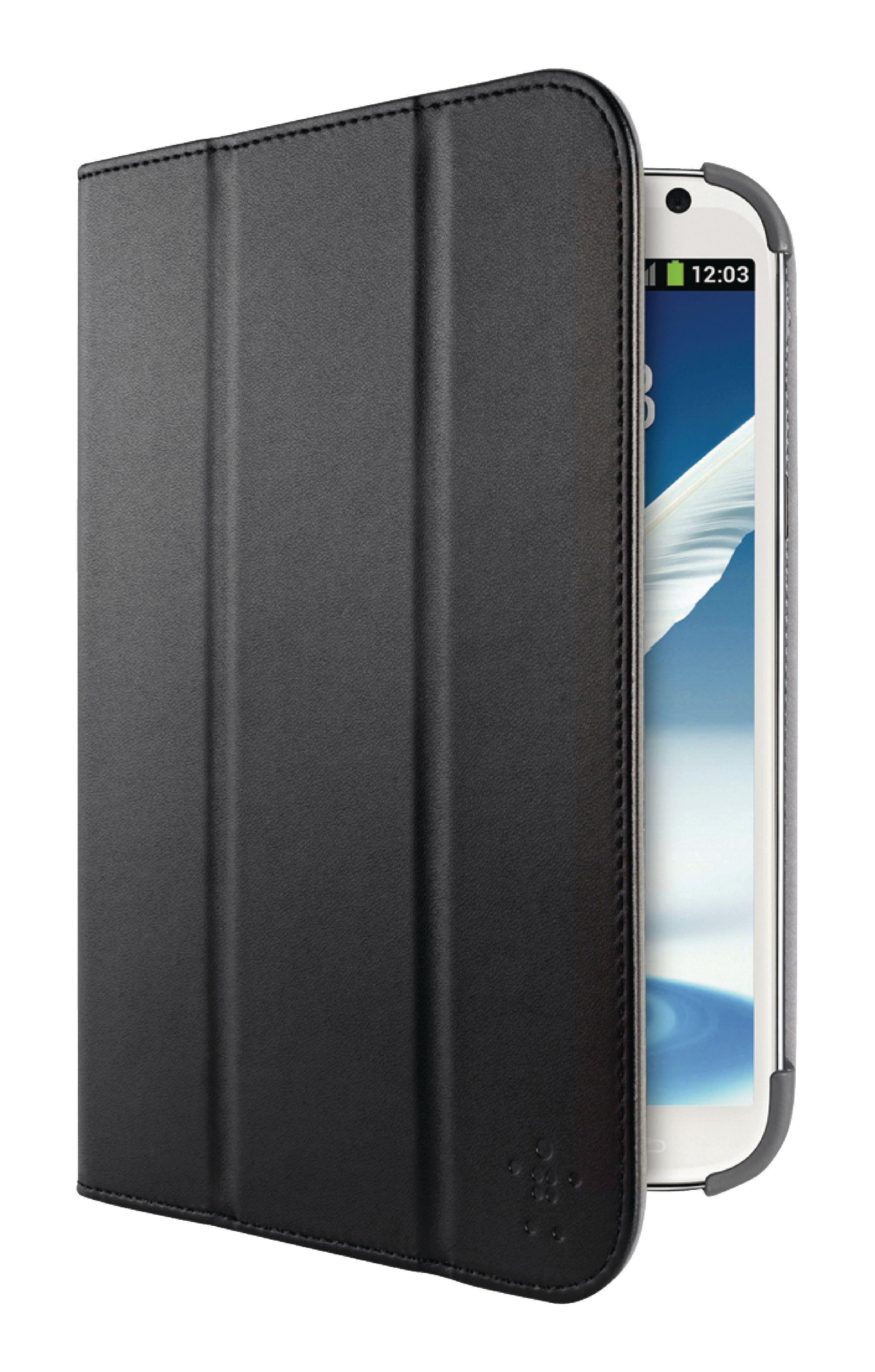 accbel00934b belkin etui de protection pour tablette portfolio samsung galaxy tab 3 8 noir. Black Bedroom Furniture Sets. Home Design Ideas
