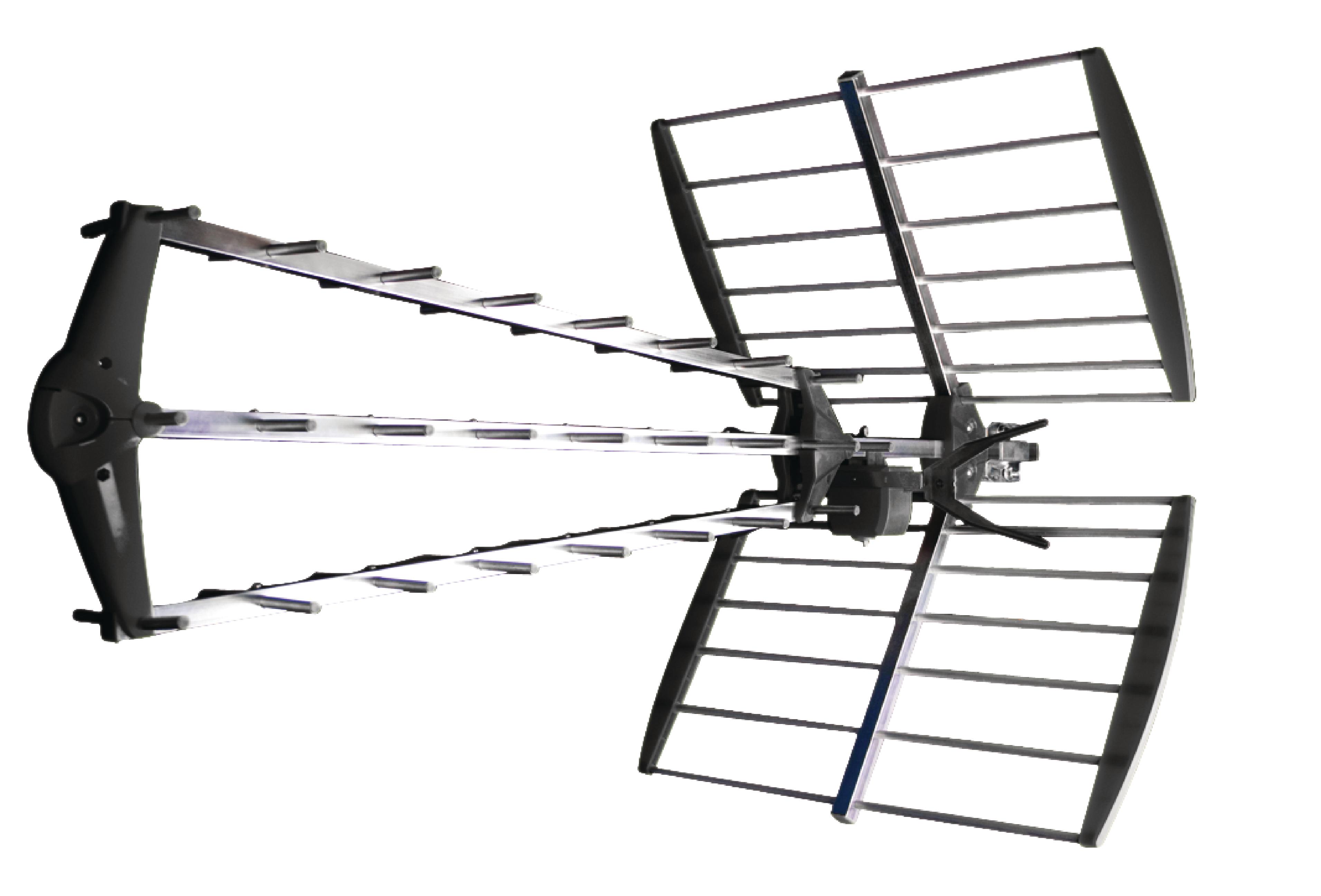ant-uhf52l-kn - k u00f6nig  t2 outdoor antenna 15 5 db
