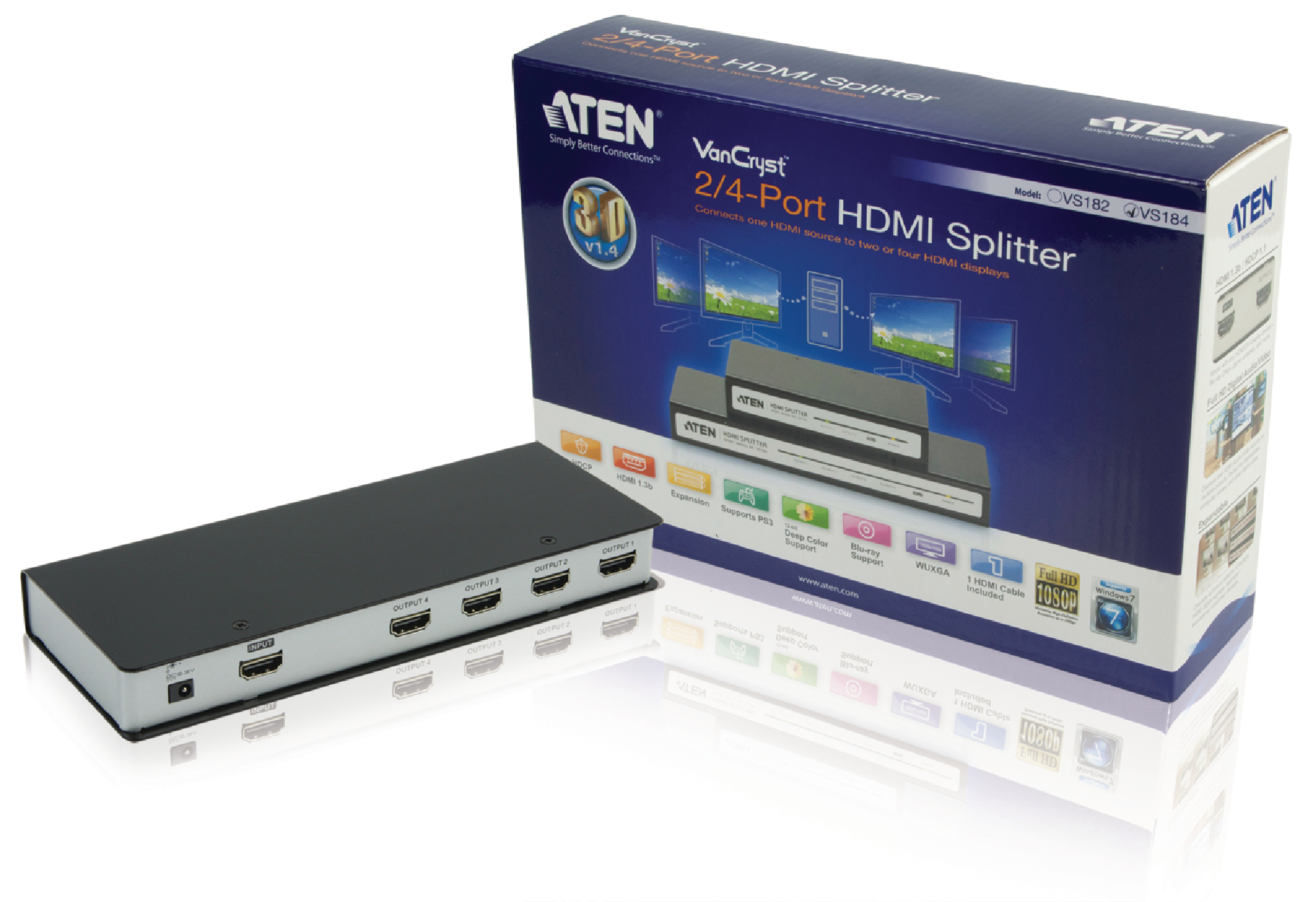 hdmi switch 3 in 1 out - YouTube