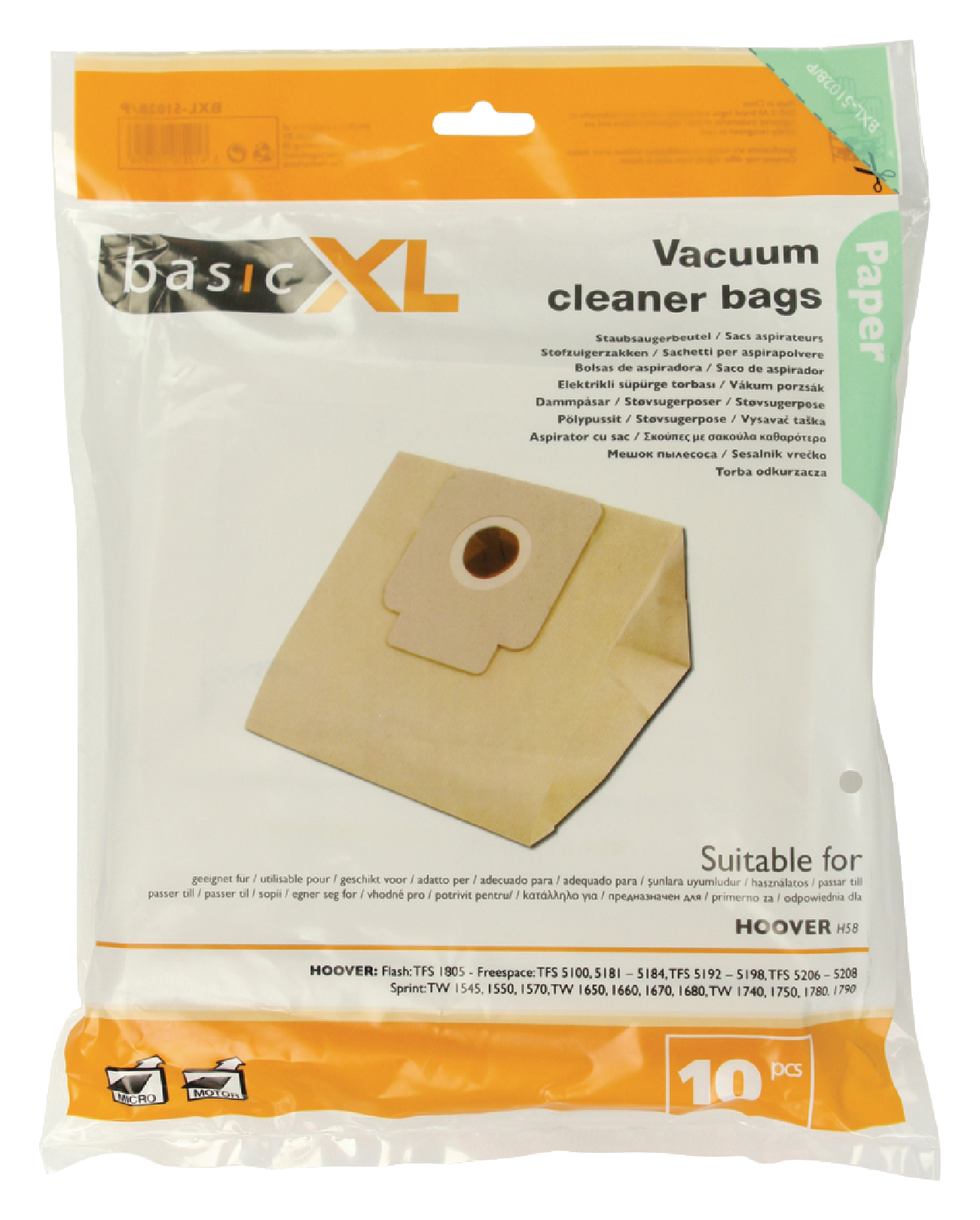 Hoover vacuum bags coupon code