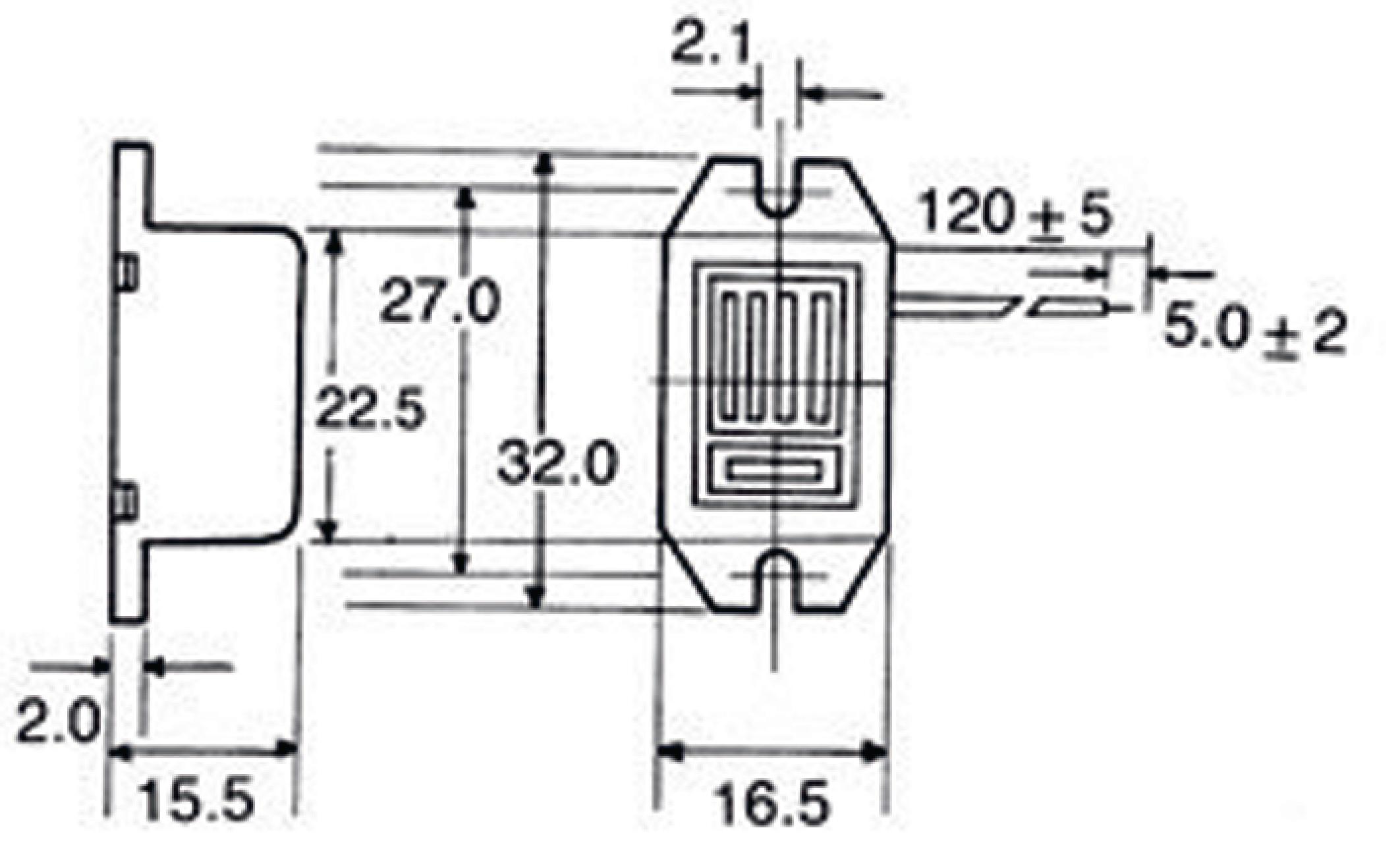 bz-14 - fixapart - buzzer ks3612