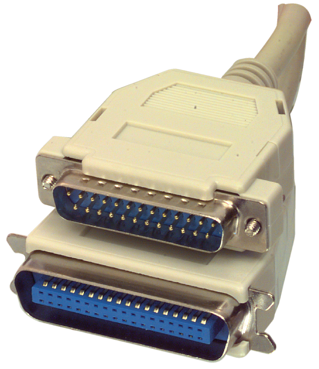 Shop on digital audio cable connectors