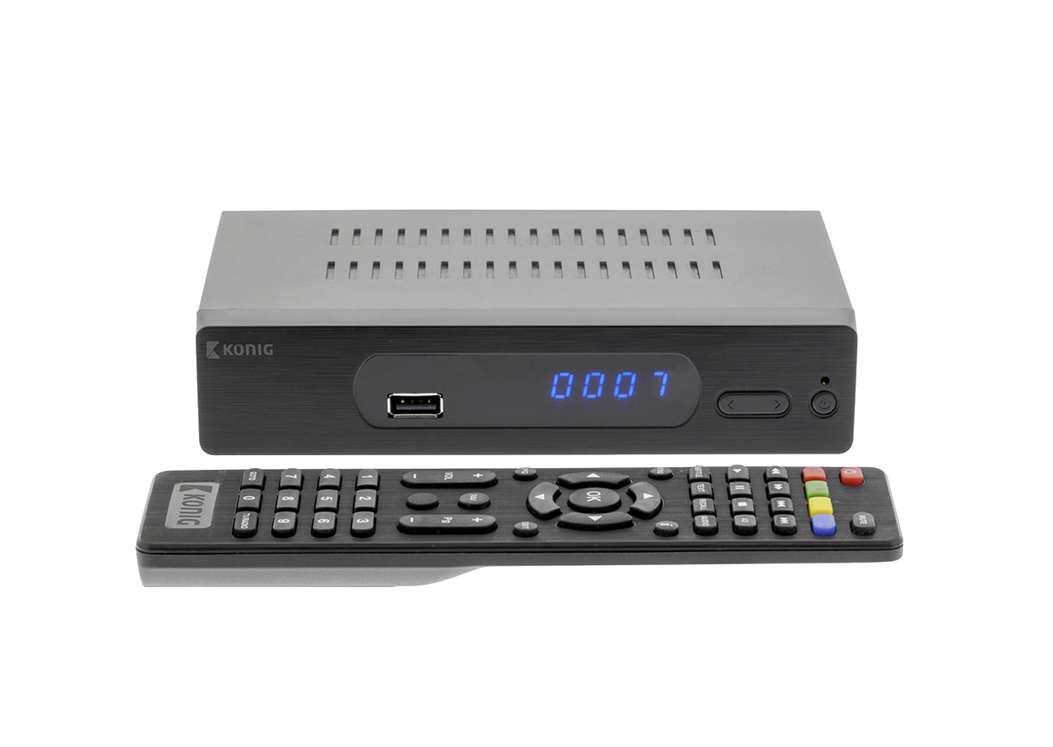 dvb t2 fta20 k nig full hd dvb t2 receiver 1080p hevc. Black Bedroom Furniture Sets. Home Design Ideas