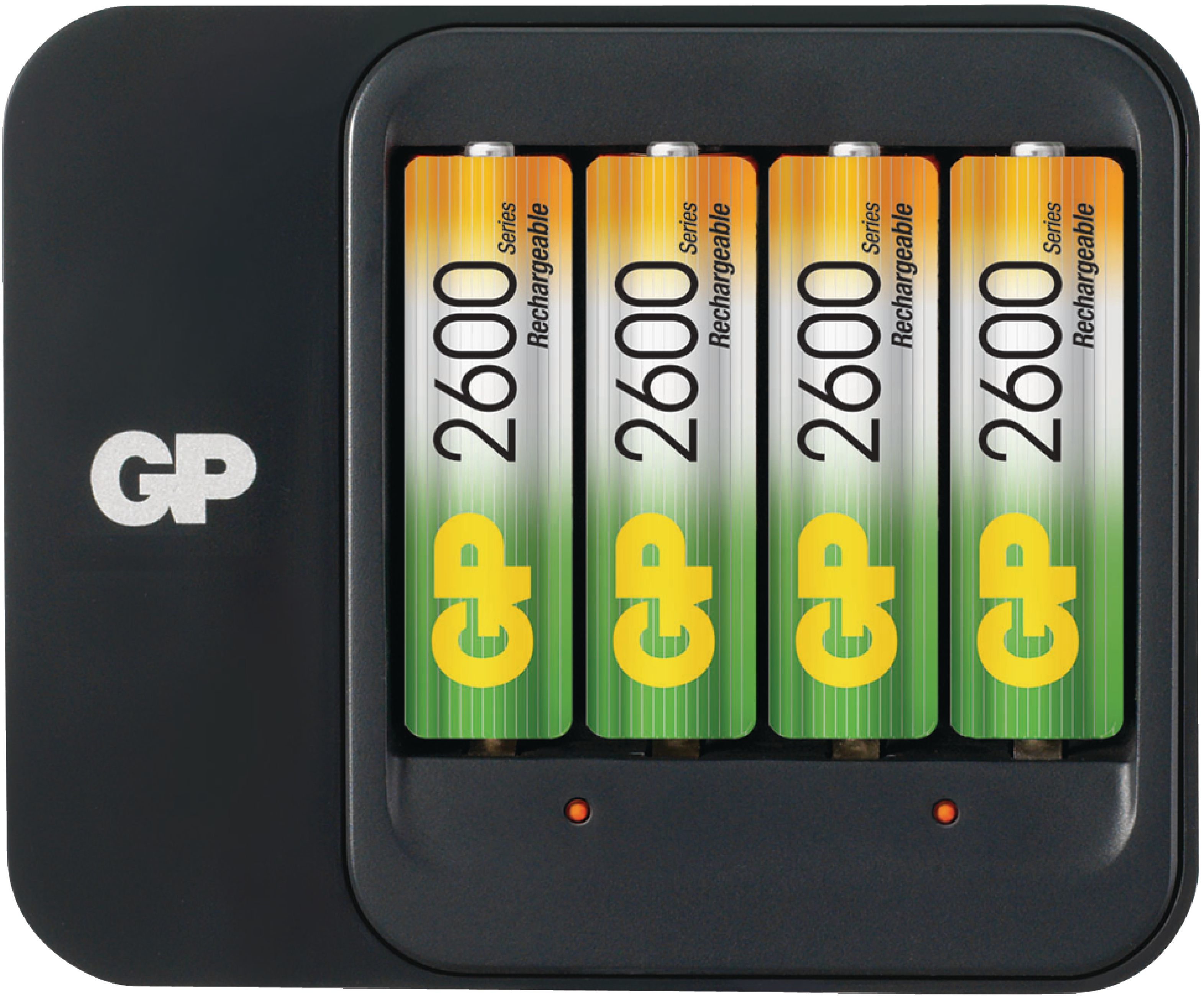 gp chm550 gp nimh battery charger aa aaa 4x aa hr6 2600 mah electronic. Black Bedroom Furniture Sets. Home Design Ideas