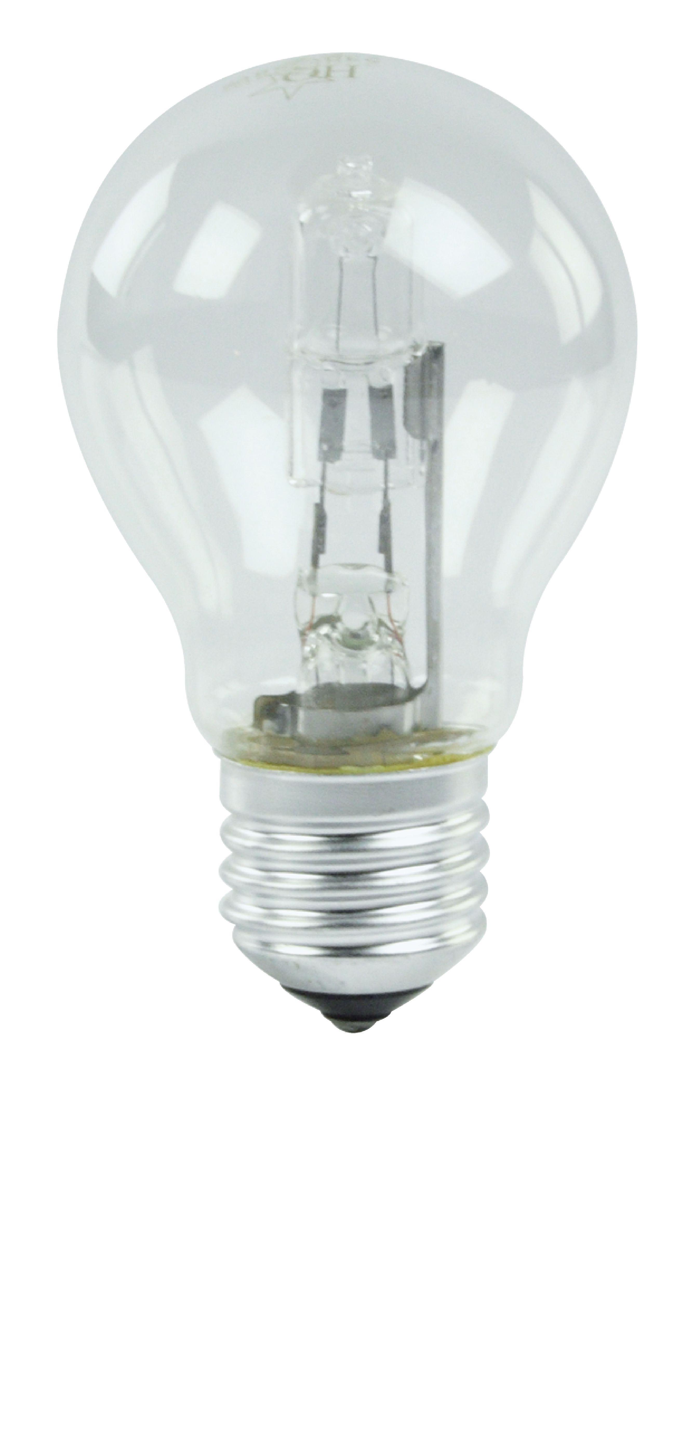 h e27 05 hq eco e27 70 w halogen a55 bulb electronic. Black Bedroom Furniture Sets. Home Design Ideas