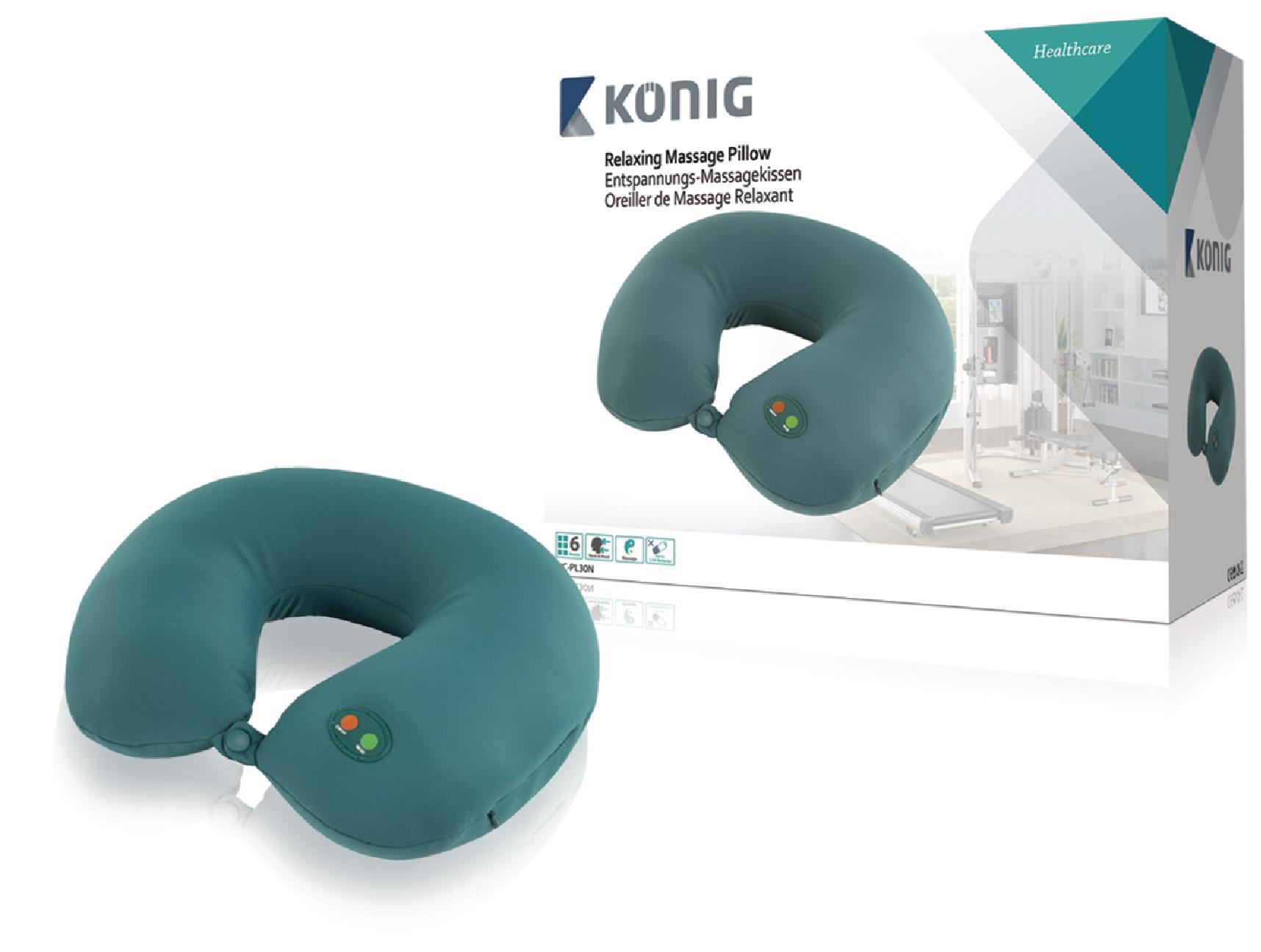 HC PL30N König Massage Pillow Green Electronic Discount