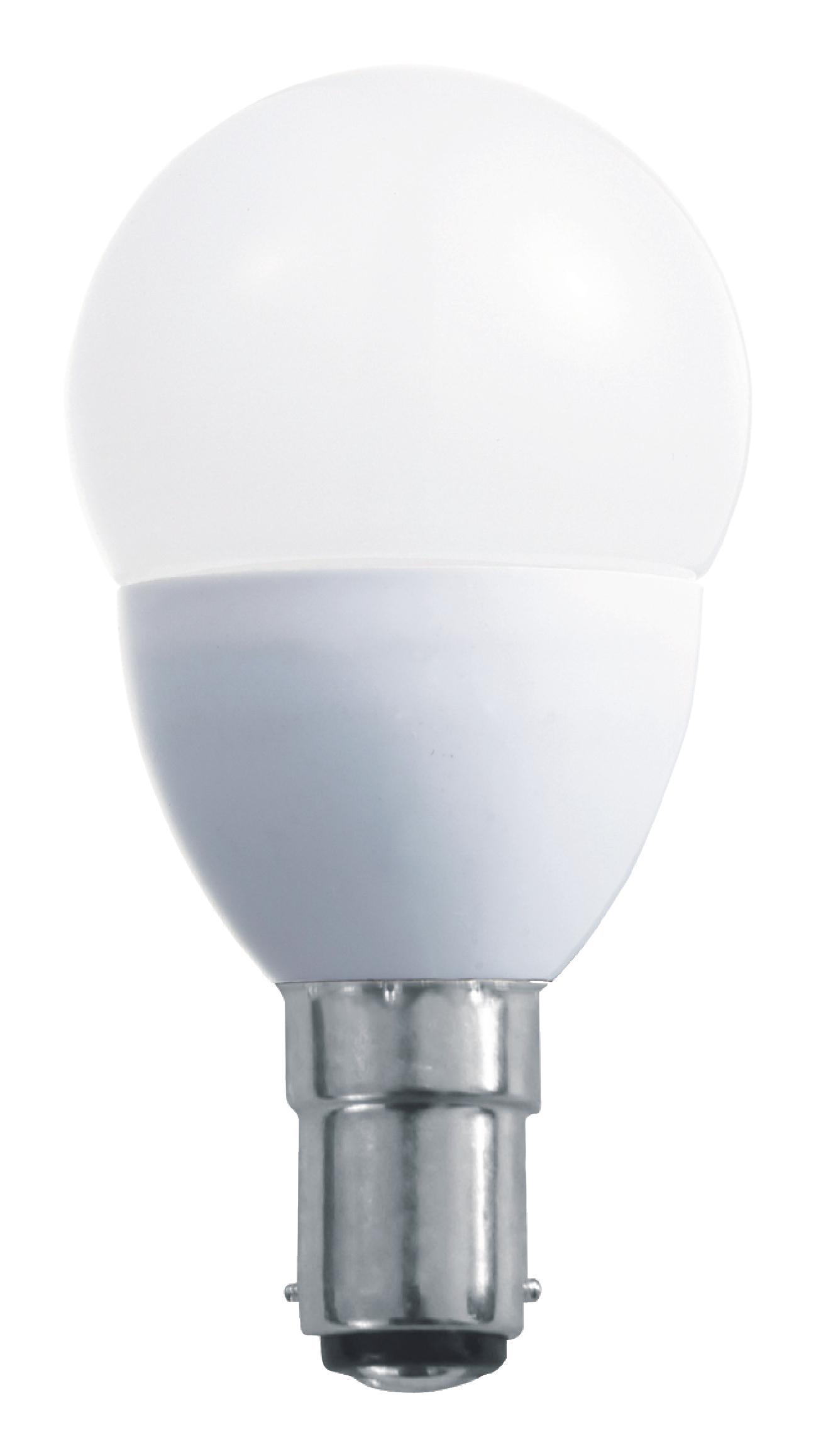 hqlb15mini001 hq led lamp b15 mini globe 3 5 w 250 lm. Black Bedroom Furniture Sets. Home Design Ideas