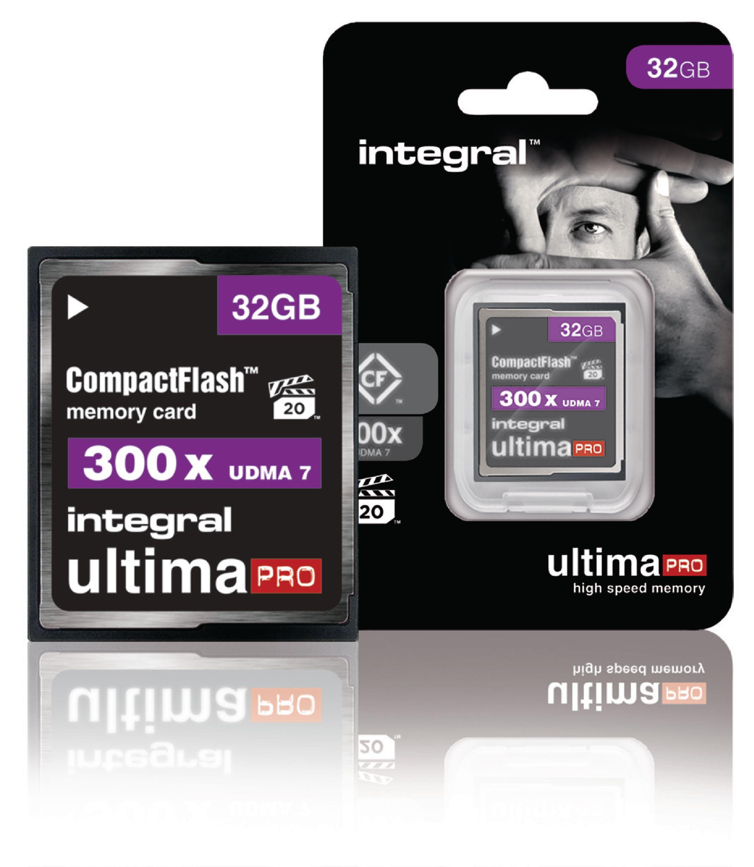 CF (Compact Flash) Speicherkarte 32 GB