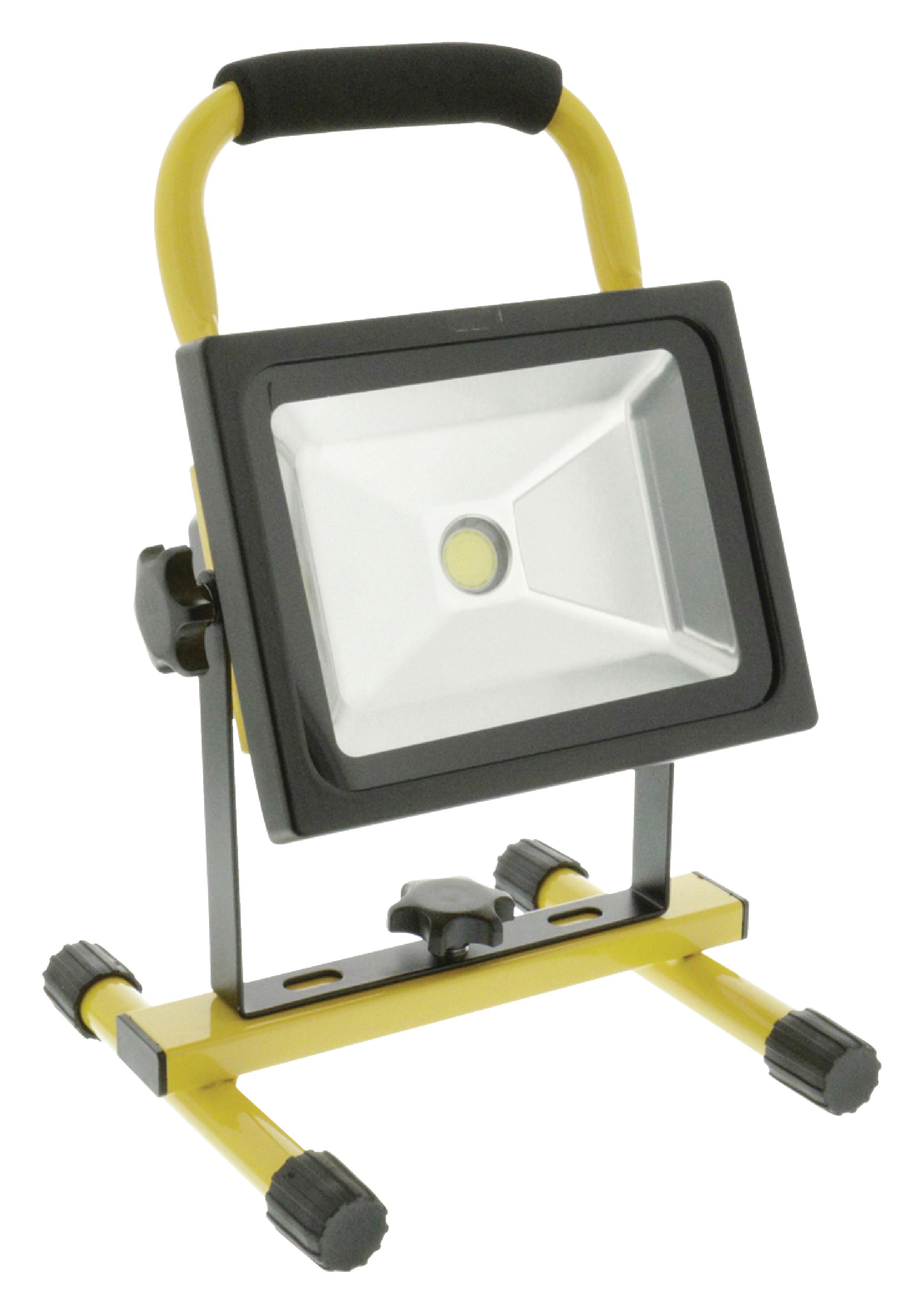 knledflmb20w k nig projecteur led mobile 20 w 1400 lm. Black Bedroom Furniture Sets. Home Design Ideas