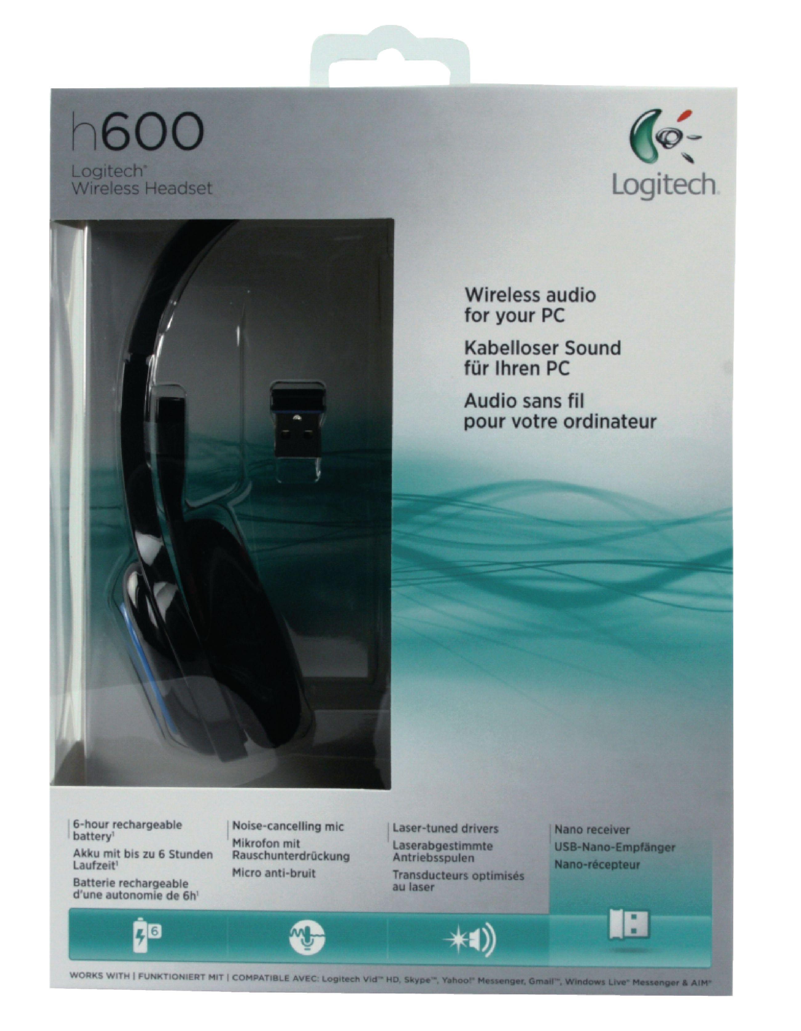 Logitech H600 Windows 10 Driver - topsoftsoftsc