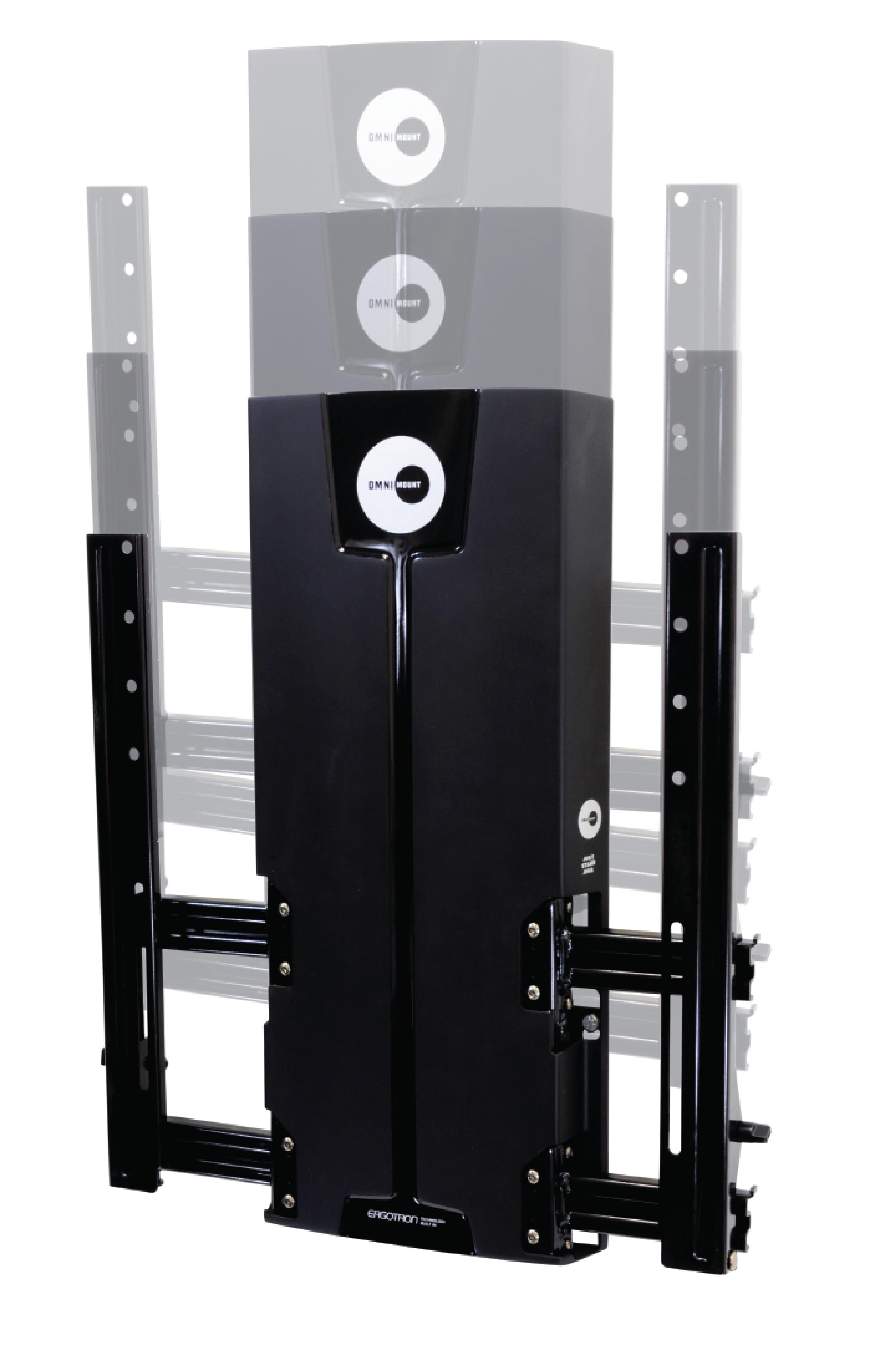 Omn Lift50 Omnimount Tv Wall Mount Interactive 40 50