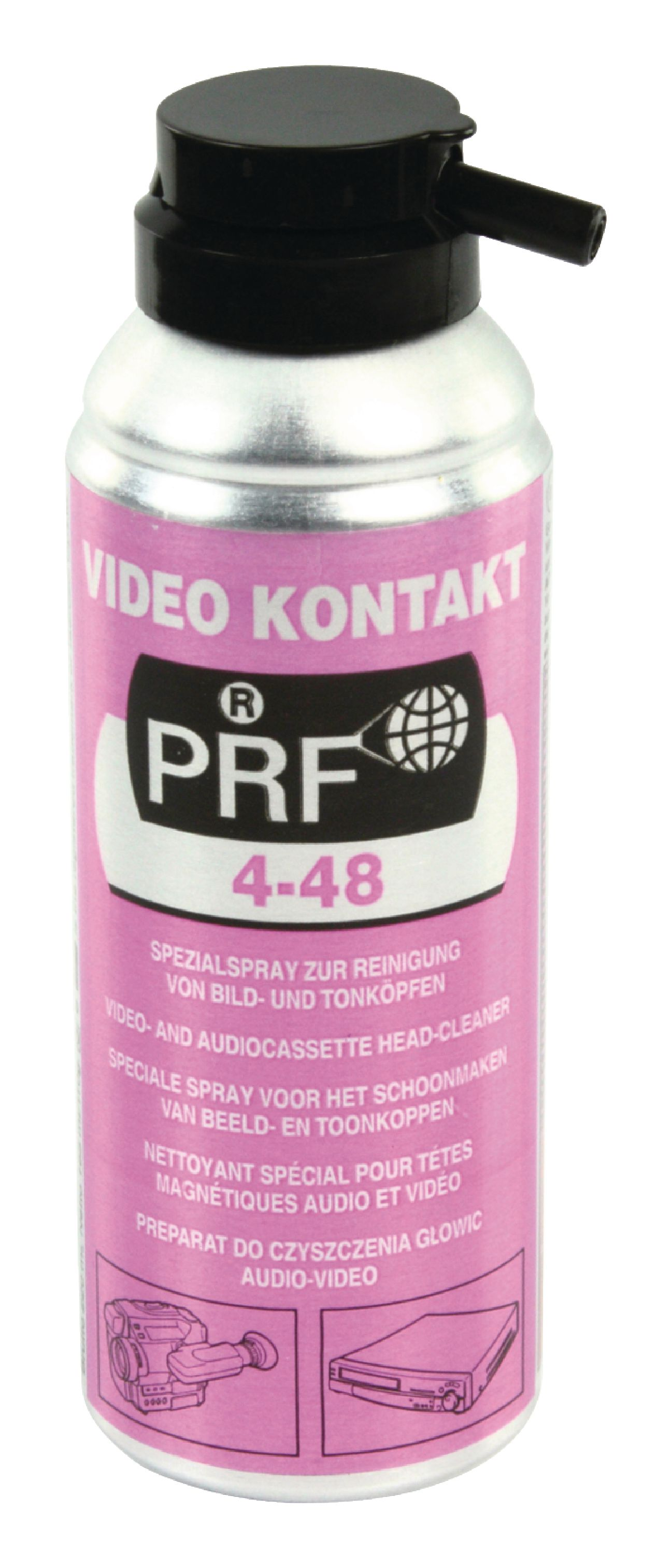 PRF 48/220 - Servisol - Contact Cleaner Video and Cassette