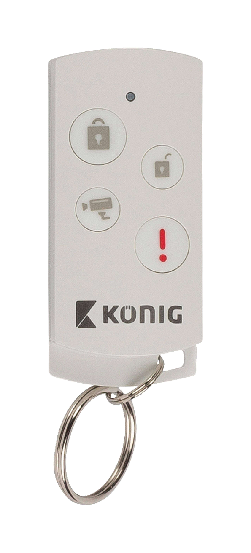 sas clalrc10 k nig t l commande pour maison connect e 868 mhz electronic. Black Bedroom Furniture Sets. Home Design Ideas