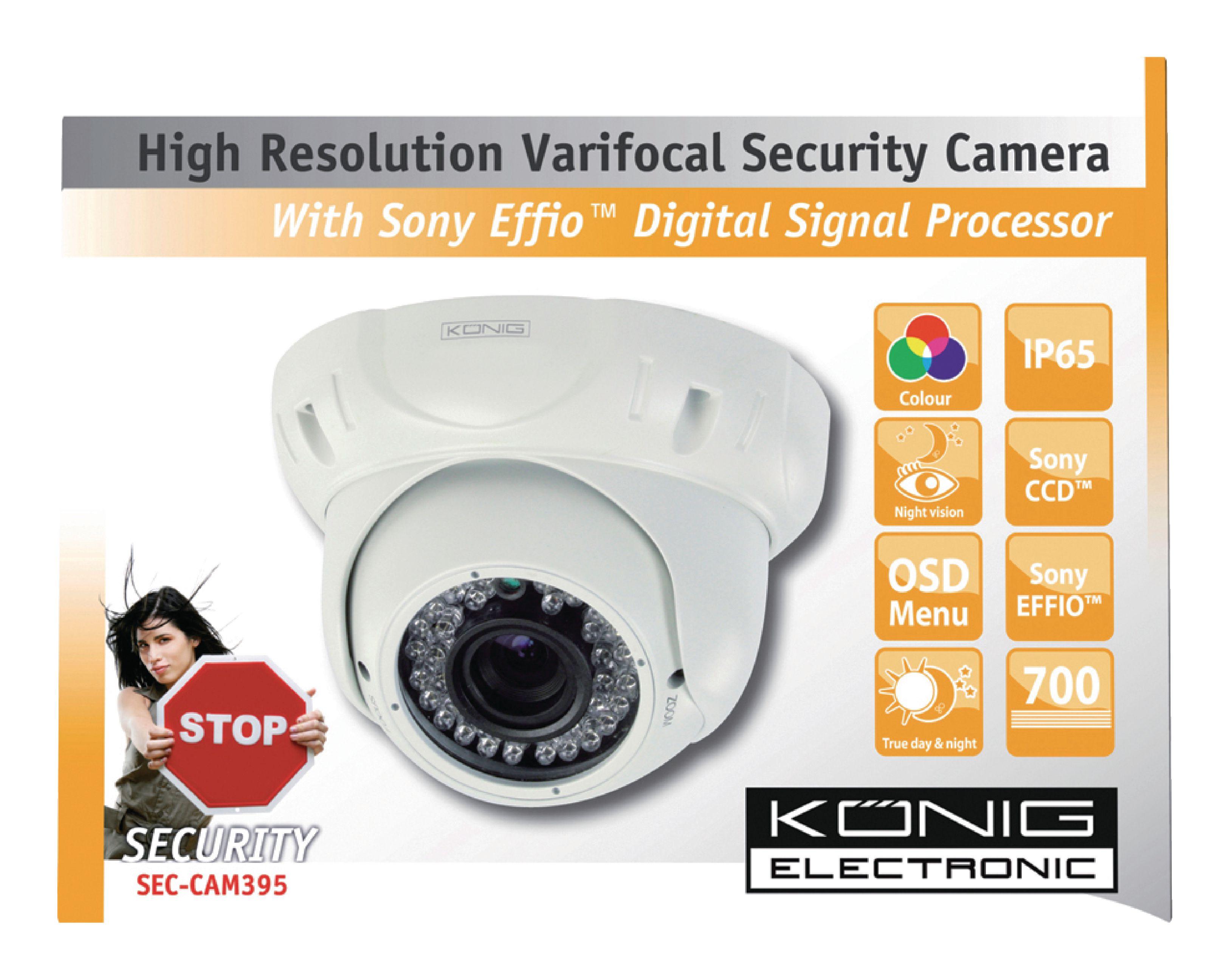 SEC-CAM395 - König