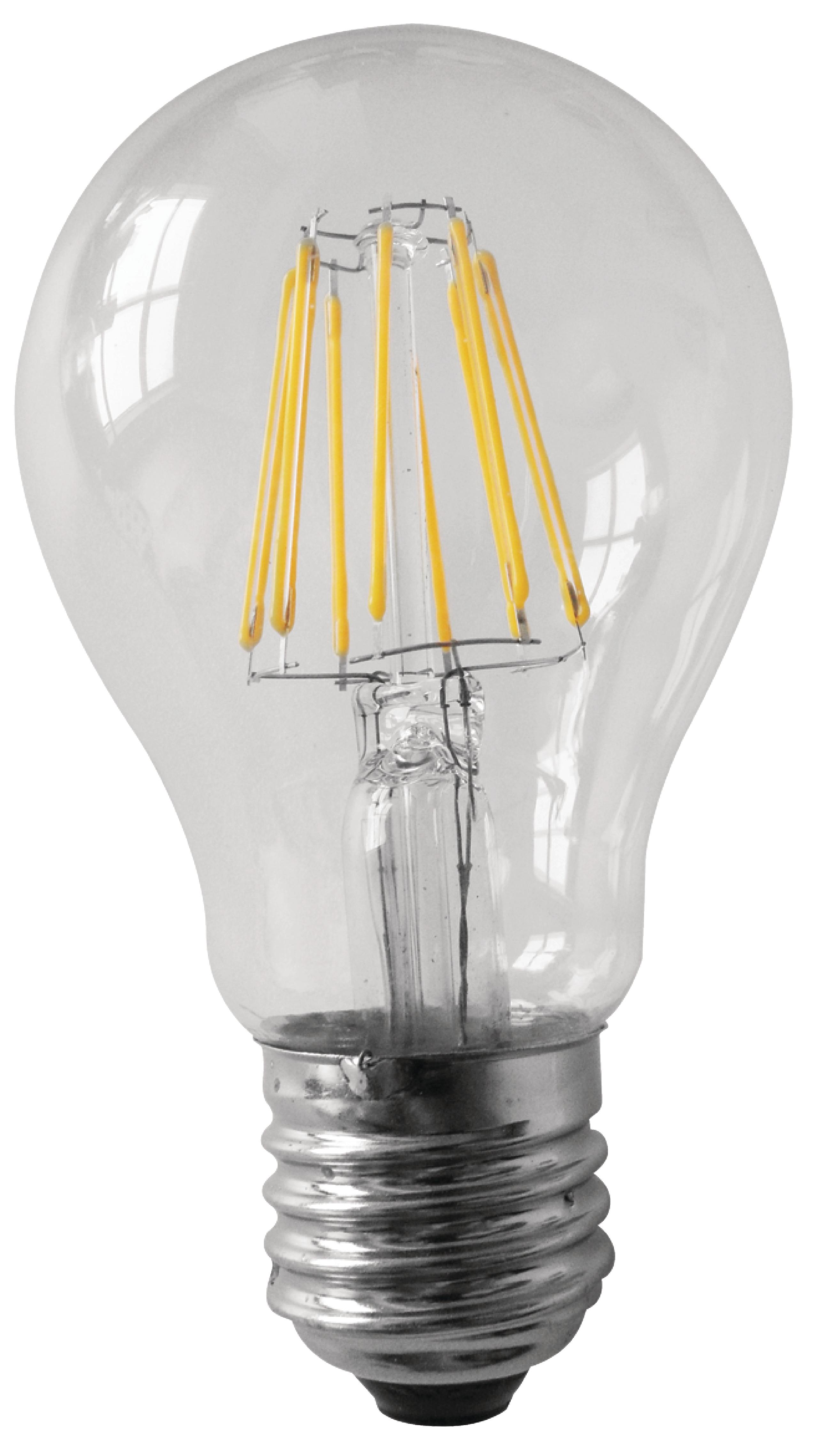 sha 00600429 led 39 s light led retro filament lamp e27 a60 7 5 w 720 lm 2700 k electronic. Black Bedroom Furniture Sets. Home Design Ideas