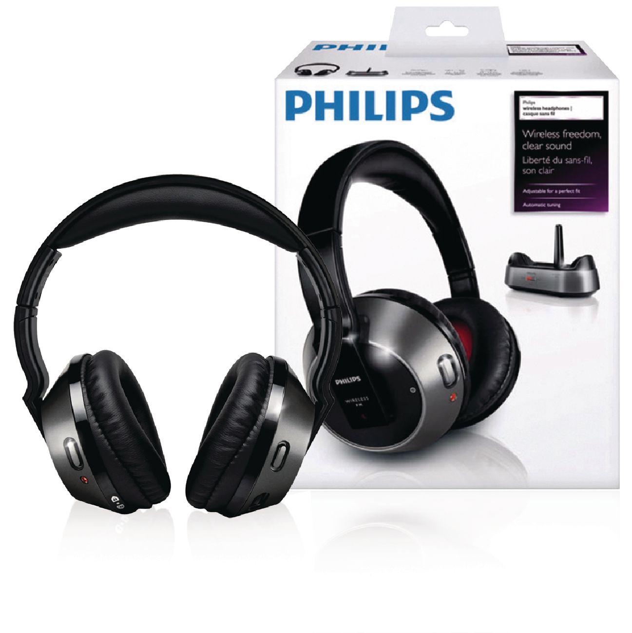 Shc8535 philips shc8535 wireless hi fi headphone