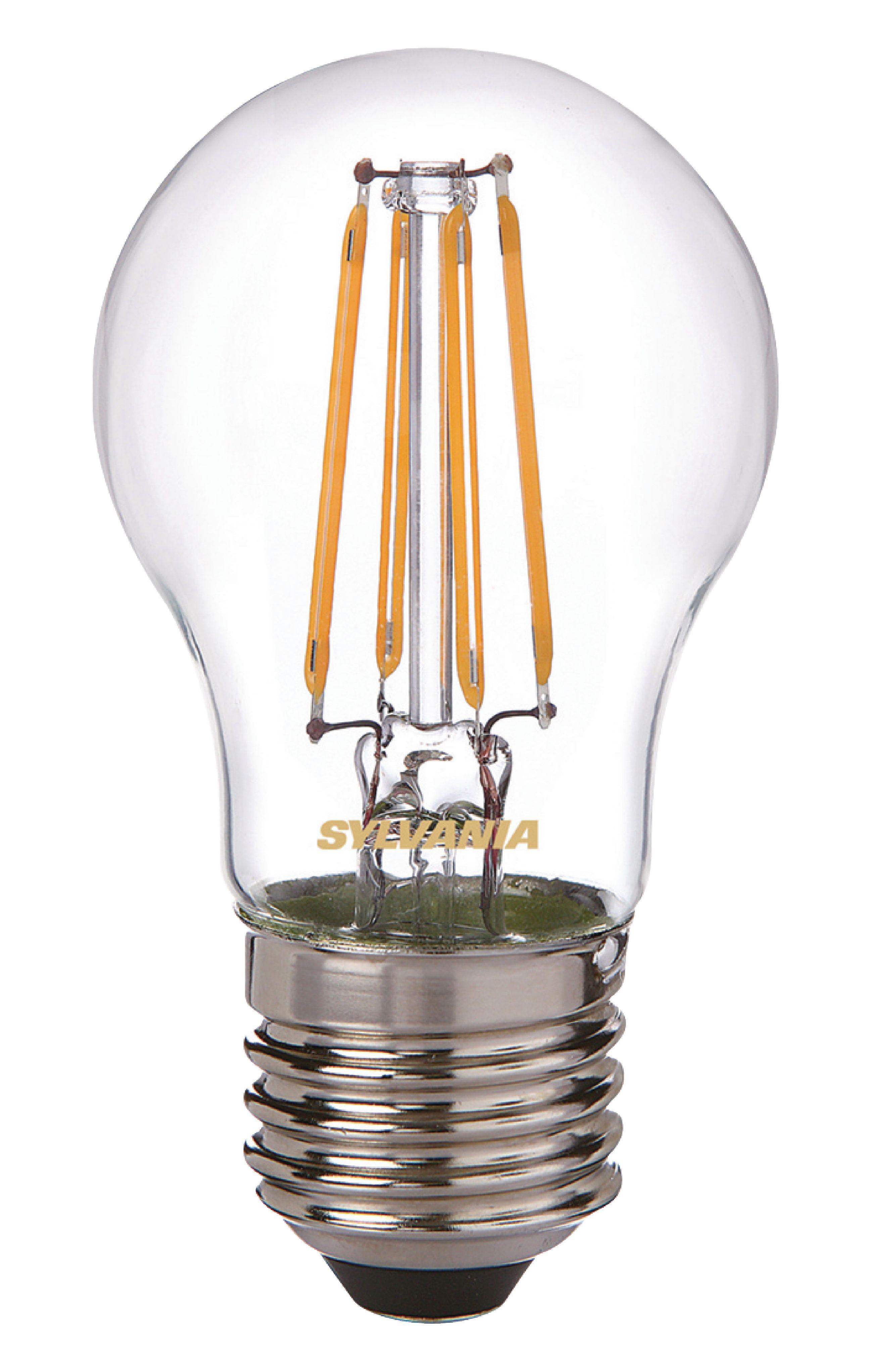 syl 0027128 sylvania retro filament led lamp a60 e27 6 w 806 lm electronic. Black Bedroom Furniture Sets. Home Design Ideas