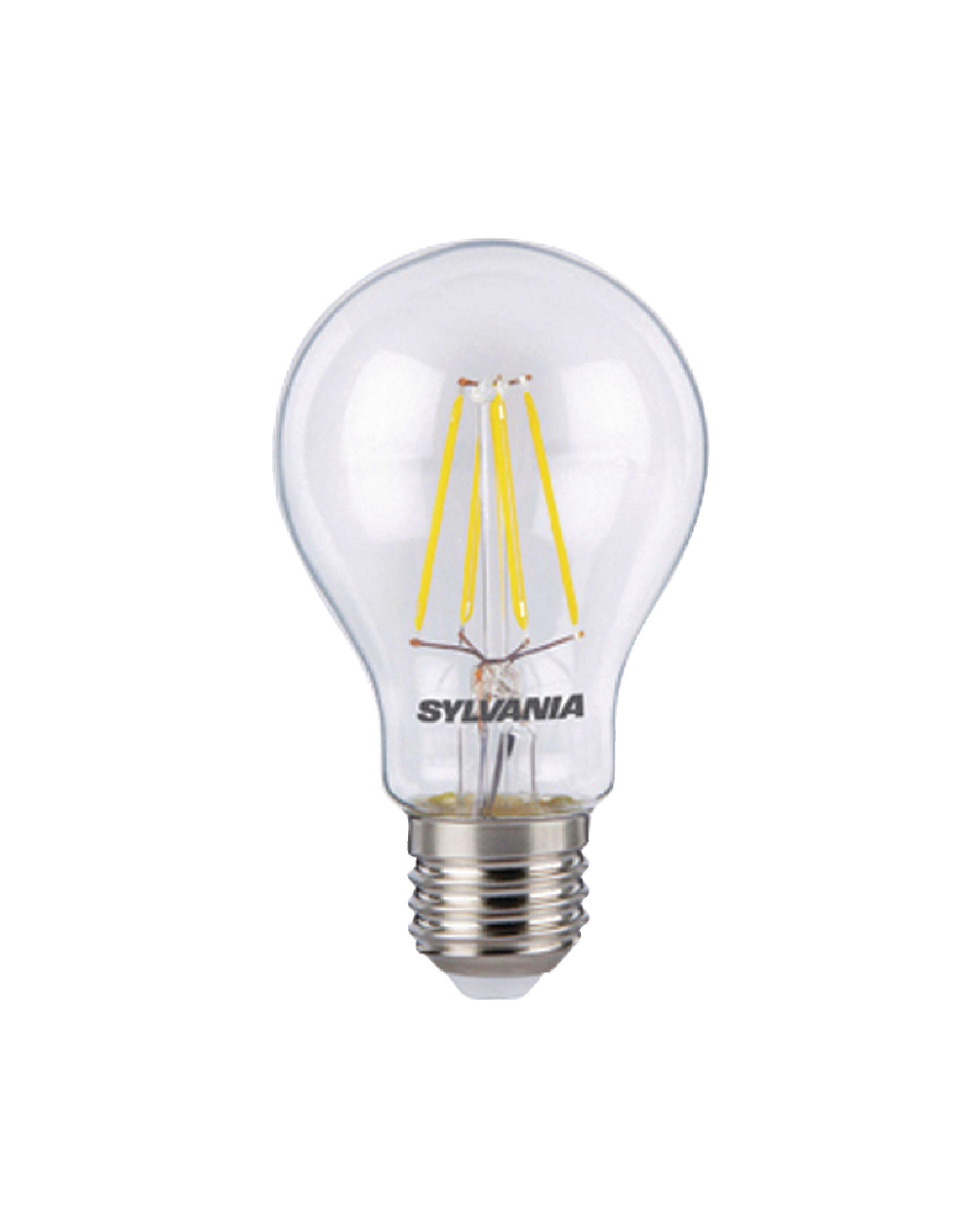 syl 0027160 sylvania led retro filament lamp e27 a60 4 w 470 lm 2700 k electronic. Black Bedroom Furniture Sets. Home Design Ideas