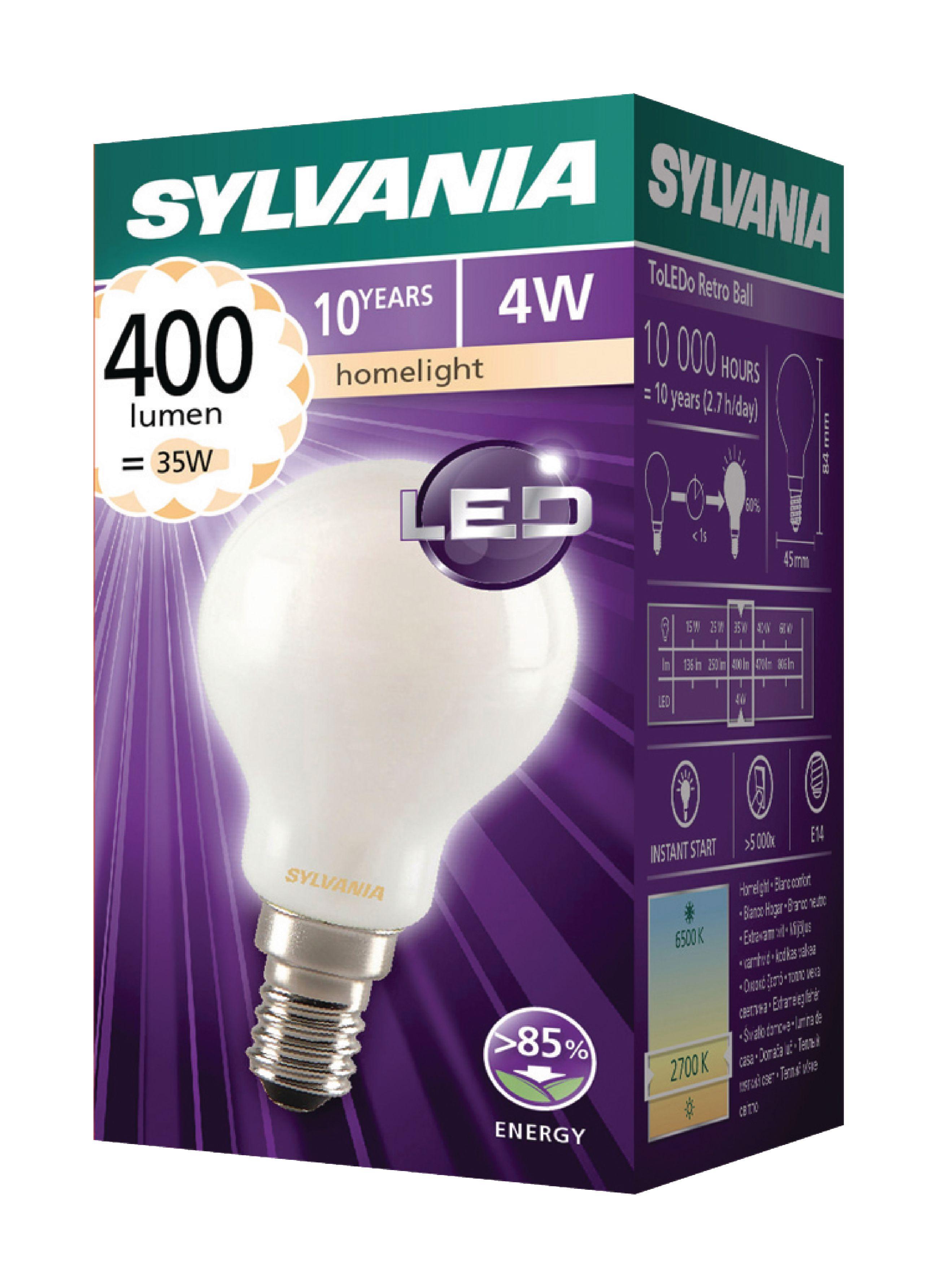 SYL-0027257_7 Faszinierend Led E14 400 Lumen Dekorationen