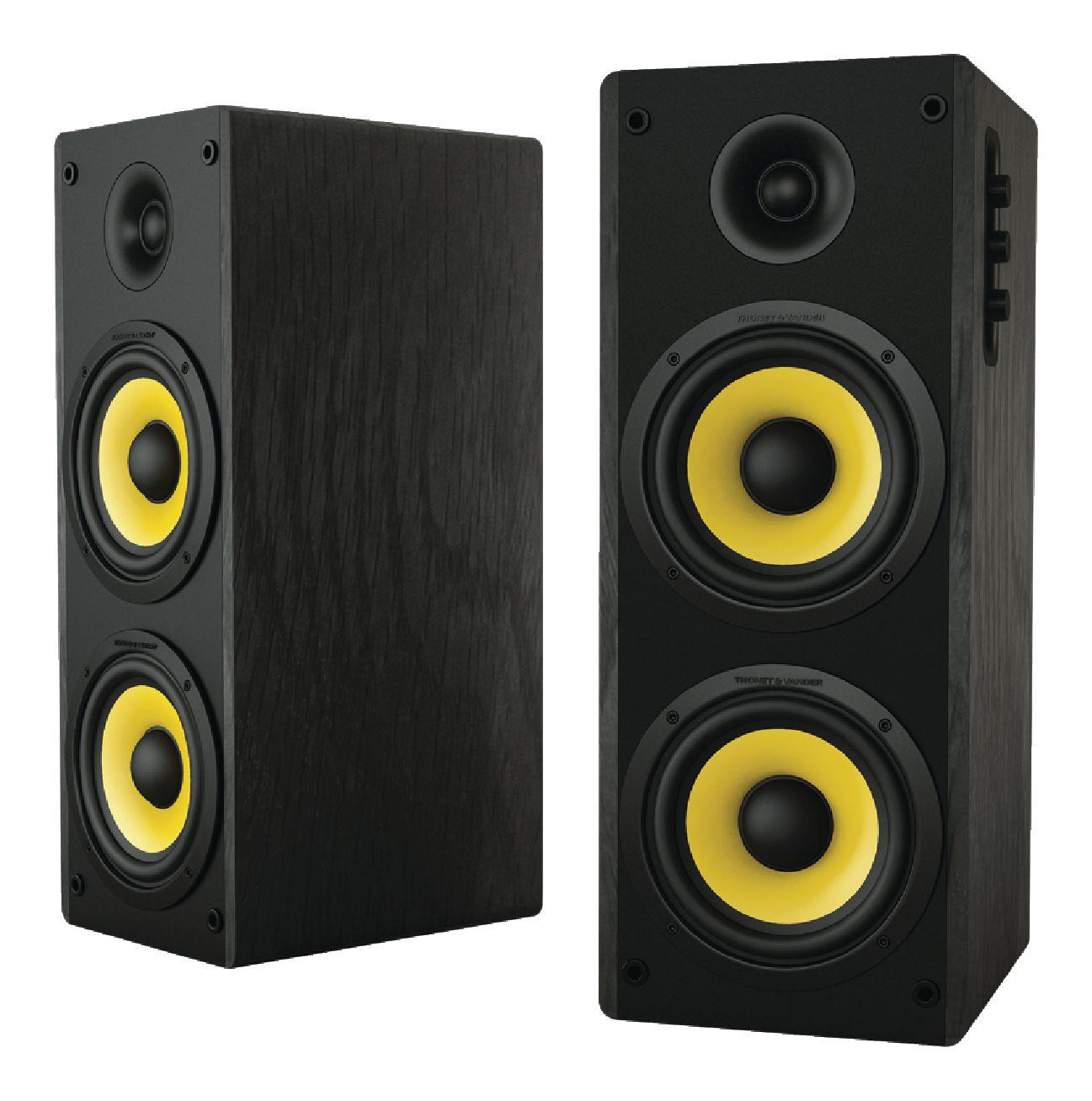 ... TH-03555BL   Thonet   Vander - Bluetooth Speaker 2.0 Hoch 70 W Black   ... 784e58abf6238