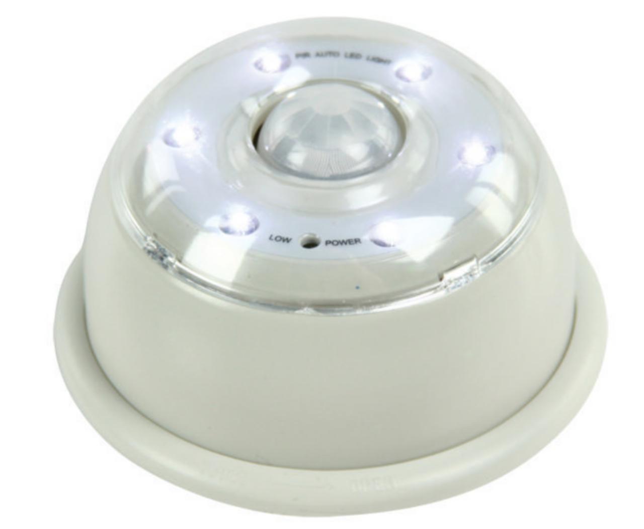 Zelfklevende Led Lampen : Led buitenlamp met sensor op batterijen buitenverlichting kopen