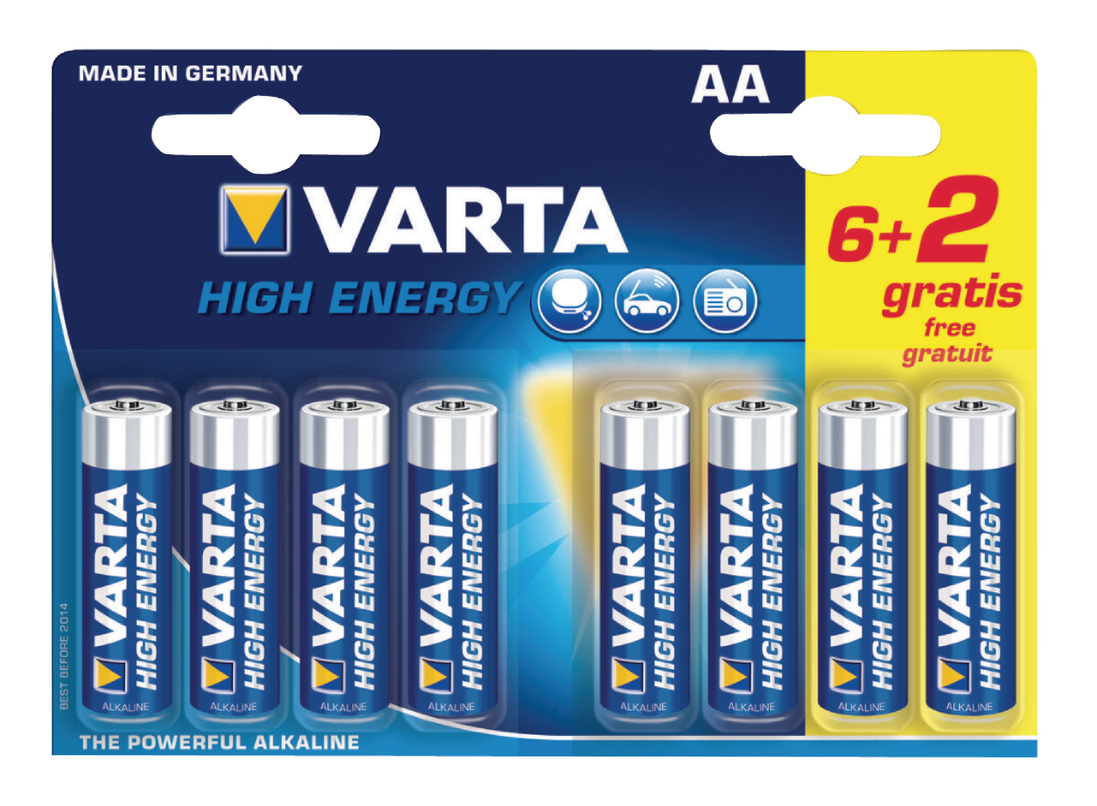 varta 4906so varta alkaline battery aa 1 5 v high. Black Bedroom Furniture Sets. Home Design Ideas