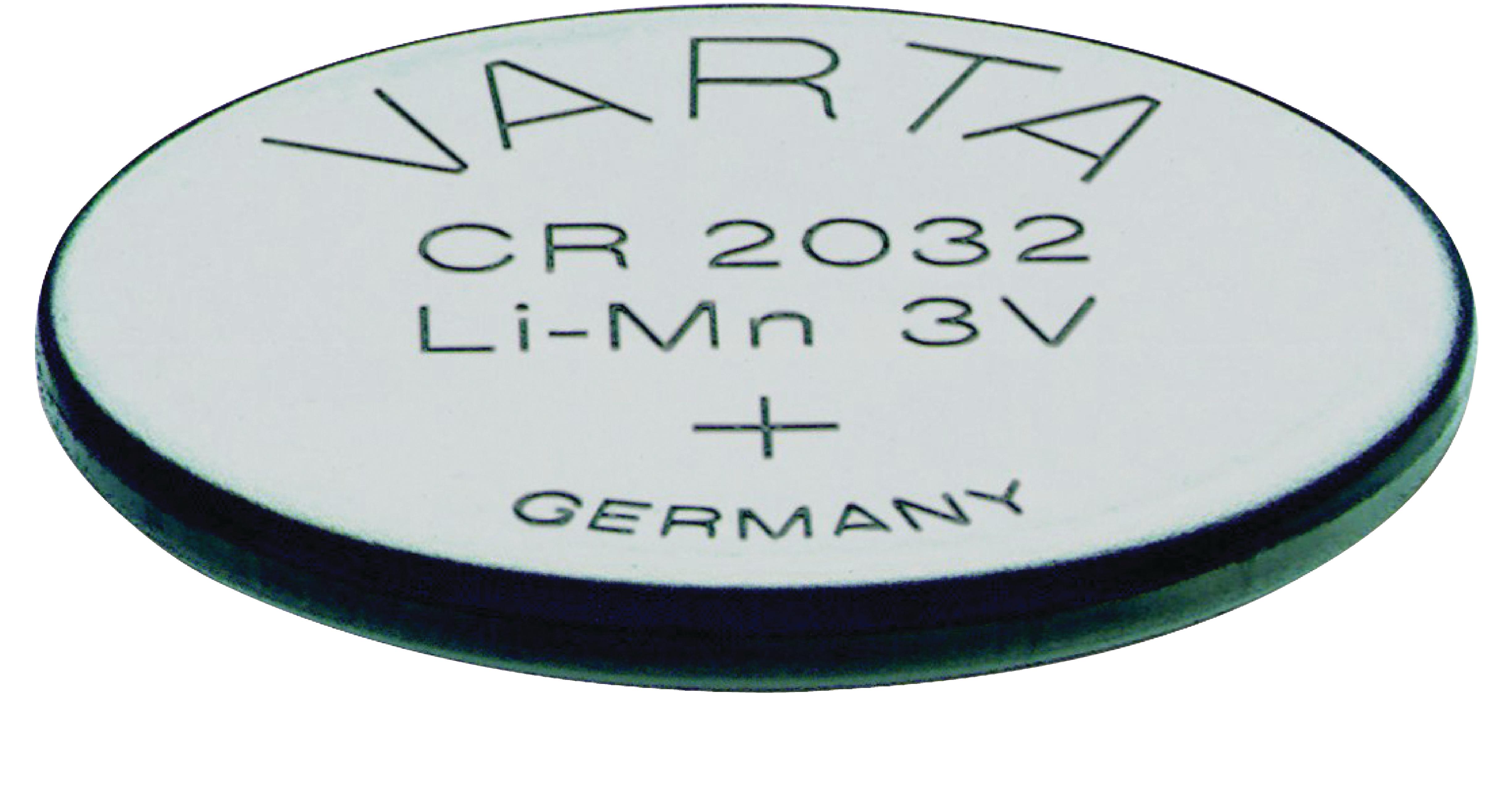 varta cr2032 varta lithium button cell battery cr2032. Black Bedroom Furniture Sets. Home Design Ideas