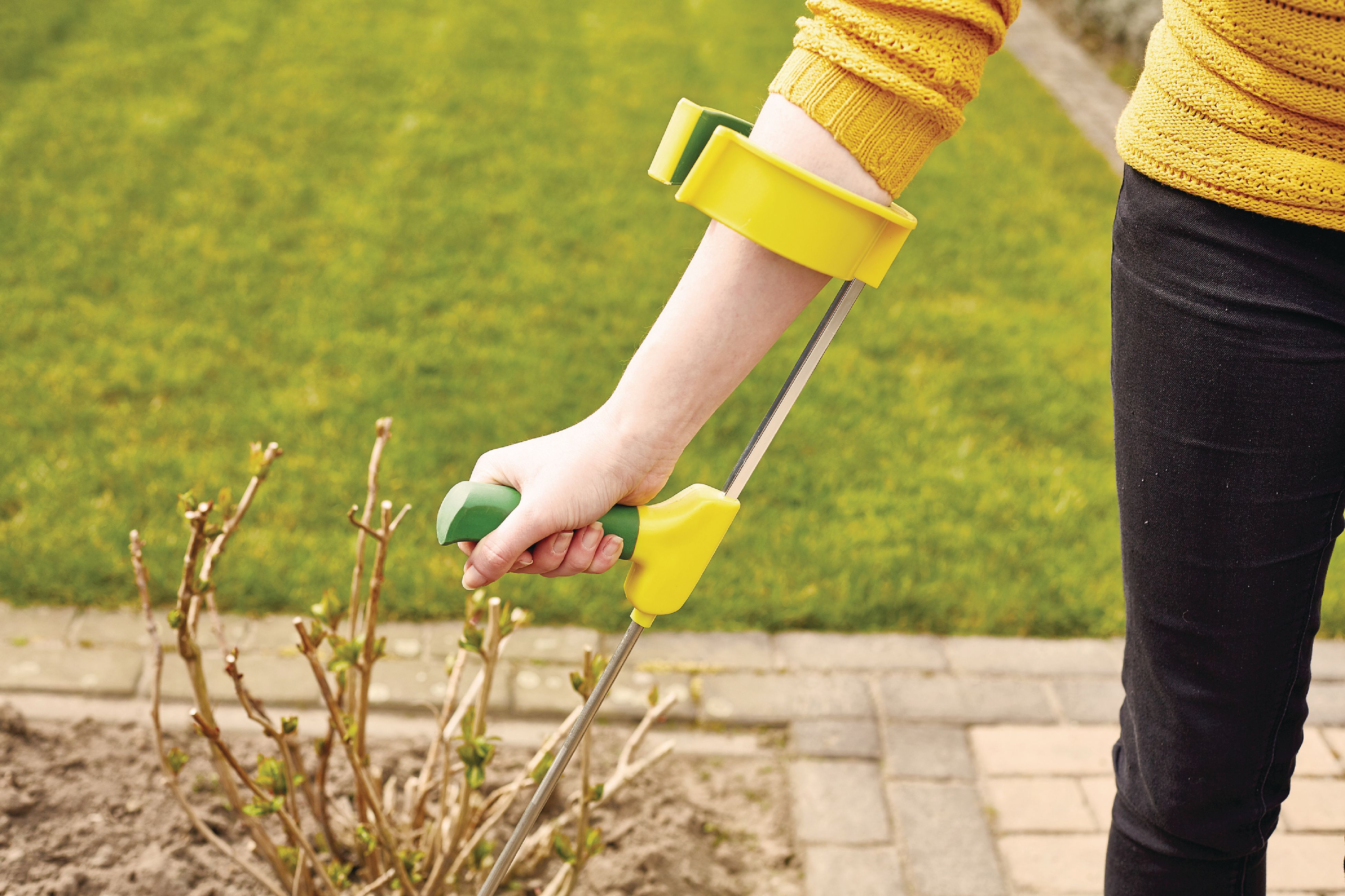 Vit 70410160 Vitility Gardening Aid Ergonomic Arm Support Greeb