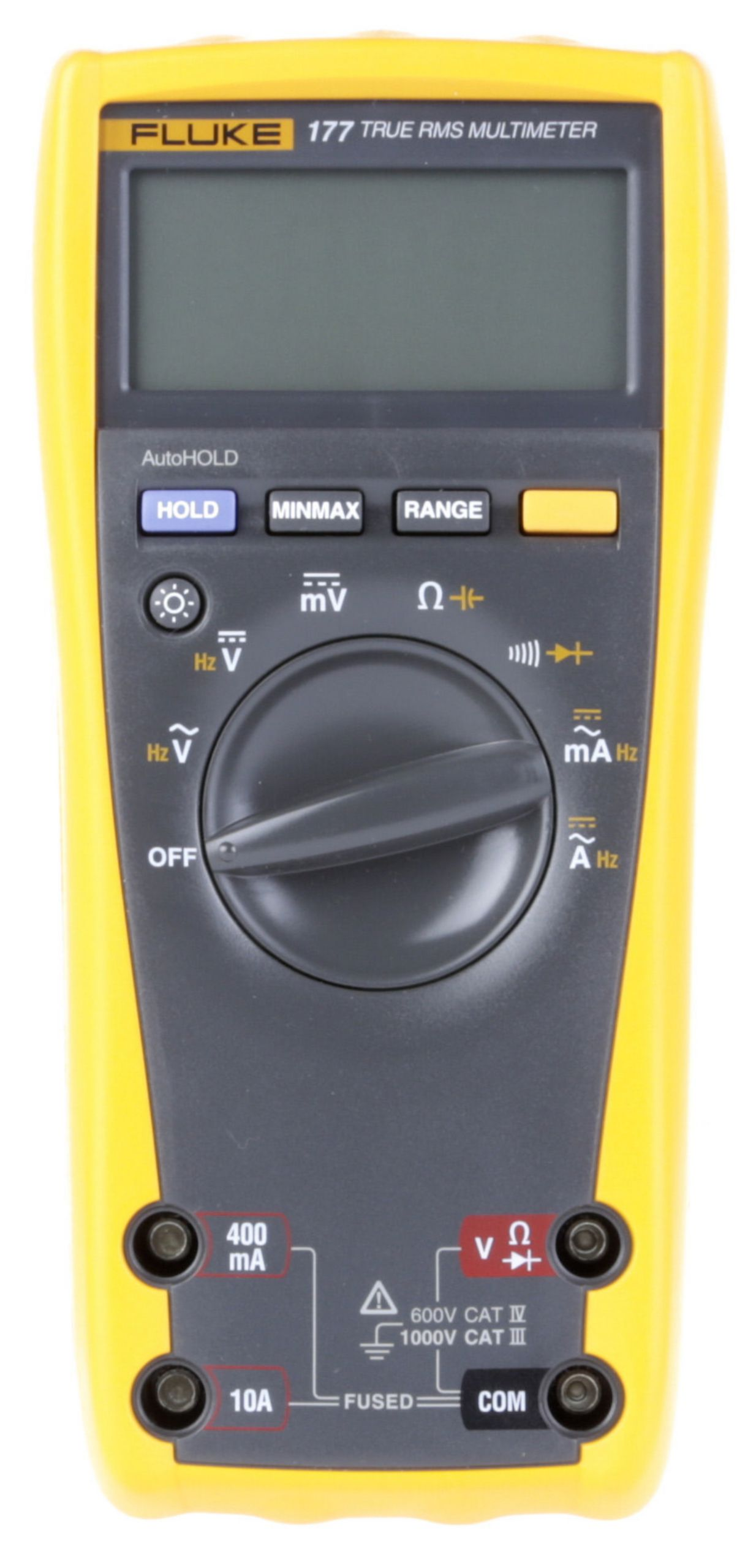 177 - Fluke - Multimeter digital FLUKE 177 TRMS AC 6000