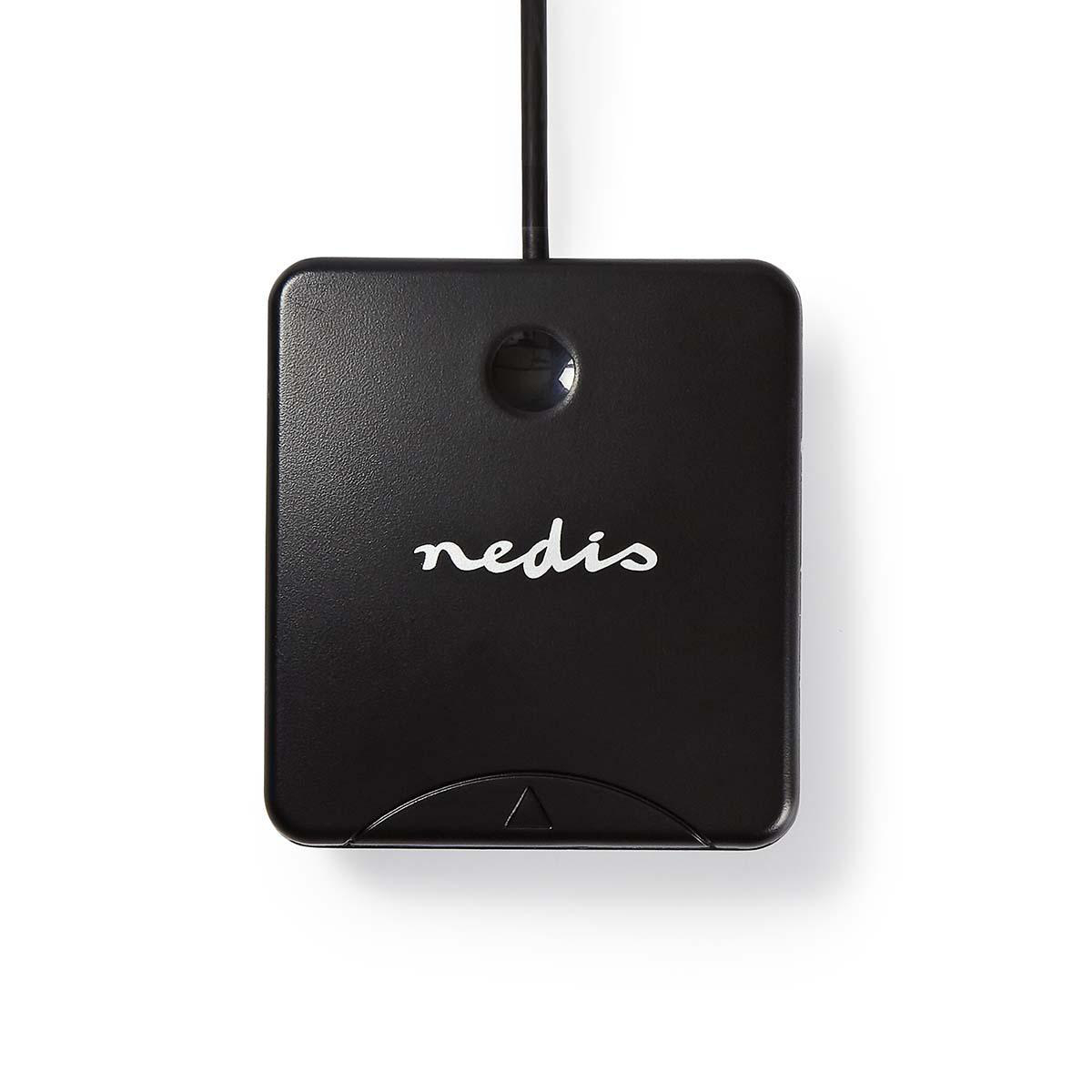 Card Reader | Smart Card | Software Included | USB 2 0 | Nedis