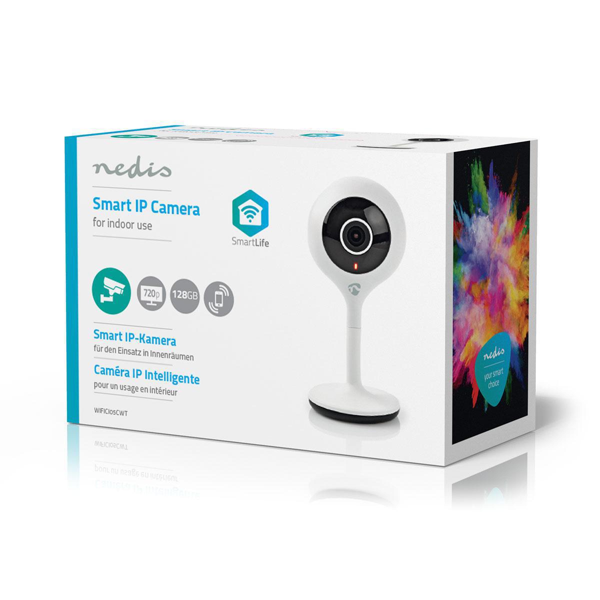 WiFi Smart IP Camera | HD 720p | Nedis