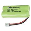 Újratölthető Ni-MH akkumulátor 2.4 V 550 mAh 1-Bliszter