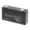 Zselés akkumulátor 6 V 1200 mAh 97 mm x 24 mm x 52 mm