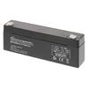 Zselés akkumulátor 12 V 2000 mAh 178 mm x 34 mm x 66 mm