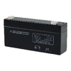 Zselés akkumulátor 6 V 3200 mAh 134 mm x 35 mm x 61 mm