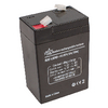 Zselés akkumulátor 6 V 4500 mAh 70 mm x 47 mm x 101 mm