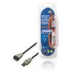 USB 3.0 Hosszabbító Kábel USB A Dugó - USB A Aljzat Kerek 1.00 m Kék